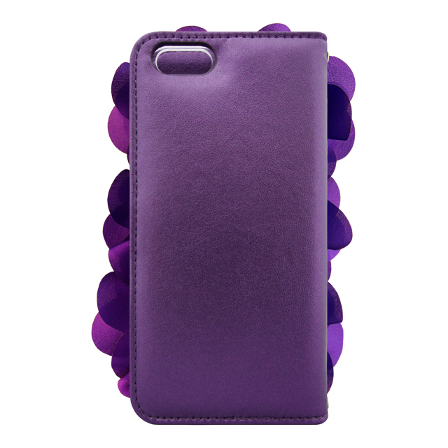 【iPhone6s/6 ケース】Flower Diary Purple for iPhone6s/6サブ画像