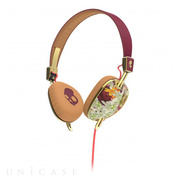 Knockout Mic3 (Floral/Burgundy/Rose Gold)