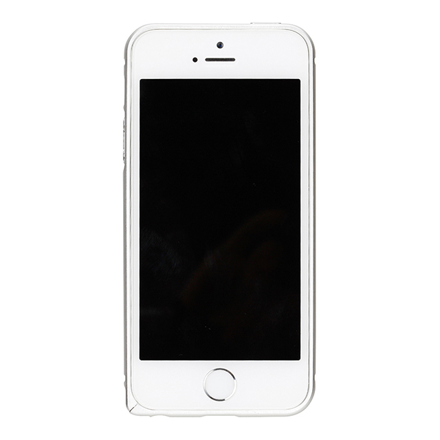 8a6fc695b6 iPhoneSE/5s/5 ケース】アルミバンパー (シルバー) 画像一覧 | UNiCASE