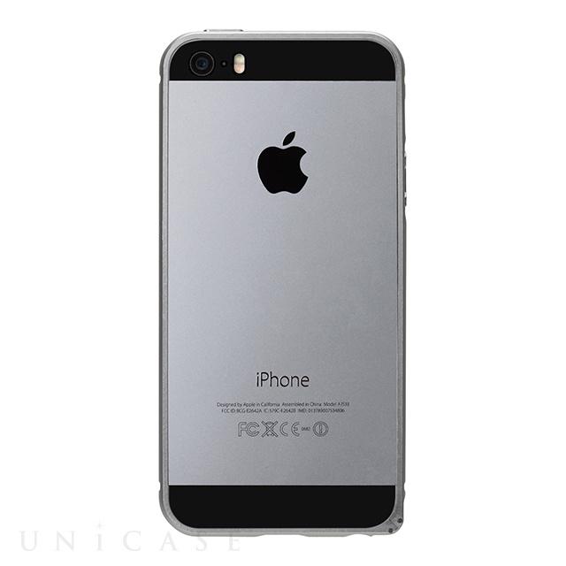 7d91274c69 iPhoneSE/5s/5 ケース】アルミバンパー (ブラック) PGA | iPhoneケースは ...