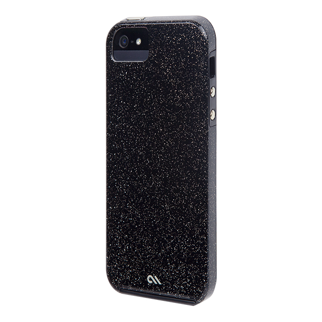 【iPhoneSE/5s/5 ケース】Sheer Glam Case (Noir)サブ画像