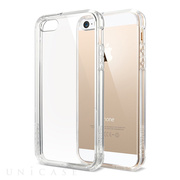 【iPhoneSE/5s/5 ケース】Ultra Hybrid (Crystal Clear)