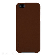 【iPhoneSE(第1世代)/5s/5 ケース】Color Case (Espress Brown)