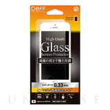 【iPhoneSE/5s/5c/5 フィルム】High Grade Glass Screen Protector (マット指紋防止/0.33mm)