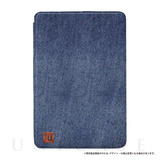 【iPad Pro(9.7inch) ケース】Fabio/Slim Fabric Flap Case (デニム柄)