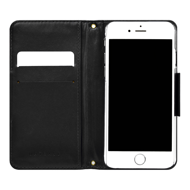 【iPhone6s/6 ケース】Studded Diary Black for iPhone6s/6サブ画像