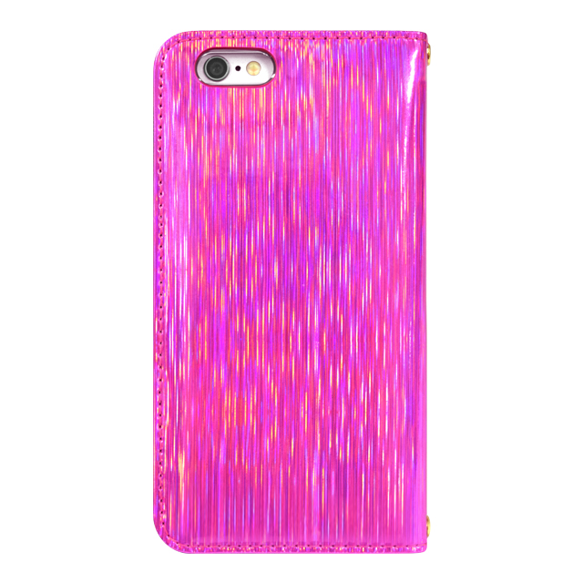 【iPhone6s/6 ケース】Hologram Diary Universe Pink for iPhone6s/6サブ画像