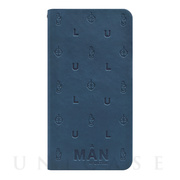 【iPhone6s/6 ケース】A MAN of ULTRA ウォレットケース Navy for iPhone6s/6