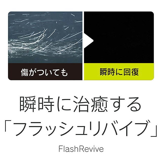 【iPad(9.7inch)(第5世代/第6世代)/Pro(9.7inch)/Air2/iPad Air(第1世代) フィルム】液晶保護フィルム (瞬間傷修復/光沢)サブ画像