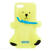 66025cf286 【iPhoneSE/5s/5 ケース】MOSCHINO iPhoneケース (テディベア/イエロー)