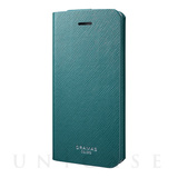 "【iPhoneSE/5s/5 ケース】PU Leather Case ""EURO Passione""  (Green)"