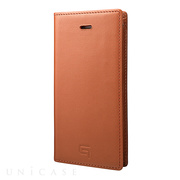 【iPhoneSE/5s/5 ケース】Full Leather Case (Tan)