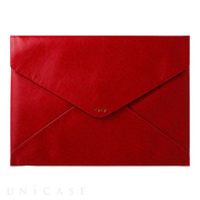 Gentleman Envelope File for A4 (レッド)