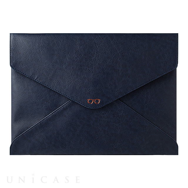 Gentleman Envelope File for B5 (ネイビー)