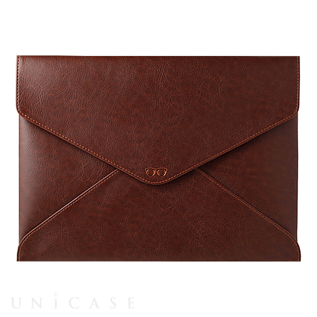 Gentleman Envelope File for B5 (ブラウン)
