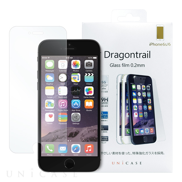 【iPhone6s/6 フィルム】Dragontrail 0.2mm for iPhone6s/6の商品画像