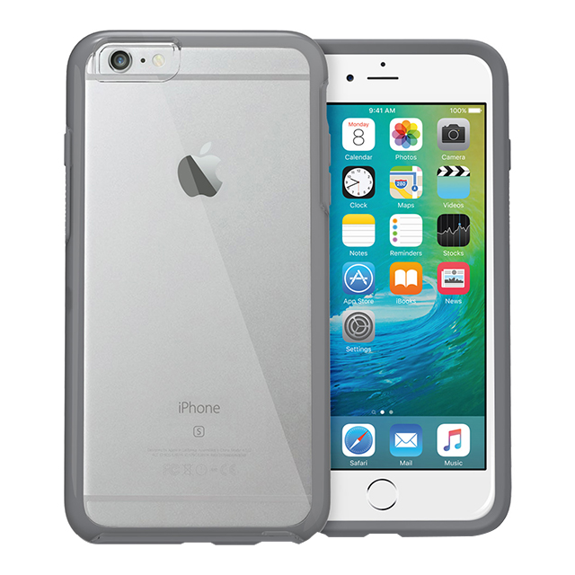 【iPhone6s Plus/6 Plus ケース】Symmetry Clear シリーズ - グレイ/クリア (GREY CRYSTAL)goods_nameサブ画像