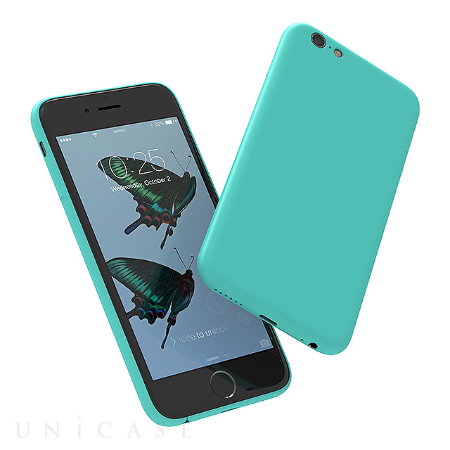 【iPhone6s/6 ケース】MYNUS iPhone6s case (ライトブルー)