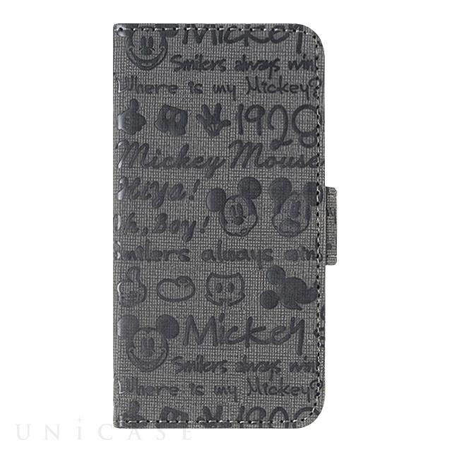 【iPhoneSE/5s/5 ケース】ディズニー2wayケース (ミッキー)