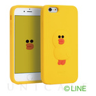 【iPhone6s/6 ケース】LINE Friends Character - Silicone (Sally)