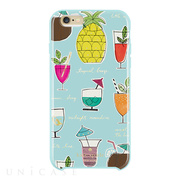 【iPhone6s/6 ケース】Hybrid Hardshell Case (Cocktail Recipe Blue/Multi)