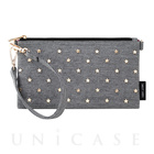 Baby Stars Pouch (グレー)