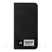 【iPhone6s/6 ケース】YAKPAK Diary Black for iPhone6s/6