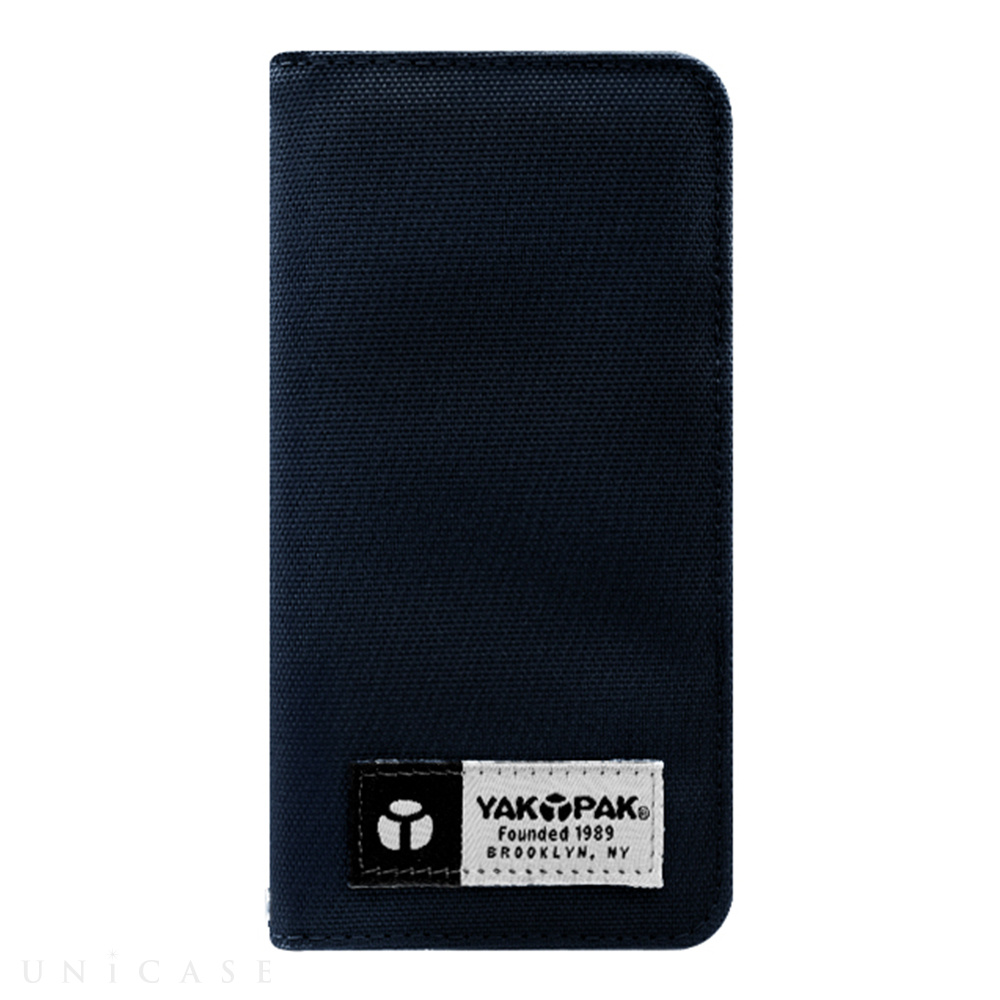 【iPhone6s/6 ケース】YAKPAK Diary Navy for iPhone6s/6