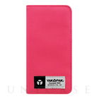 【iPhone6s/6 ケース】YAKPAK Diary Pink for iPhone6s/6