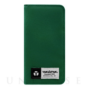【iPhone6s/6 ケース】YAKPAK Diary Green for iPhone6s/6