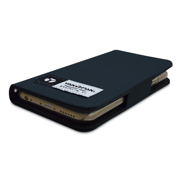 【iPhone6s/6 ケース】YAKPAK Diary Navy for iPhone6s/6サブ画像