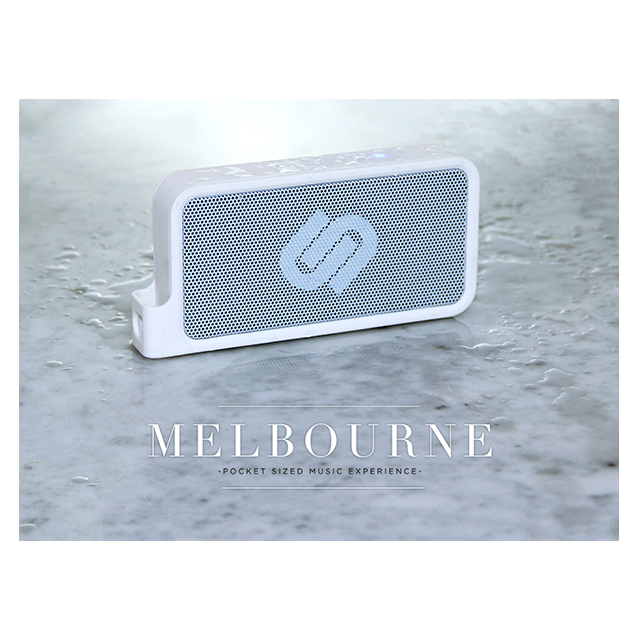 Melbourne Bluetooth Speaker  (Blue)サブ画像