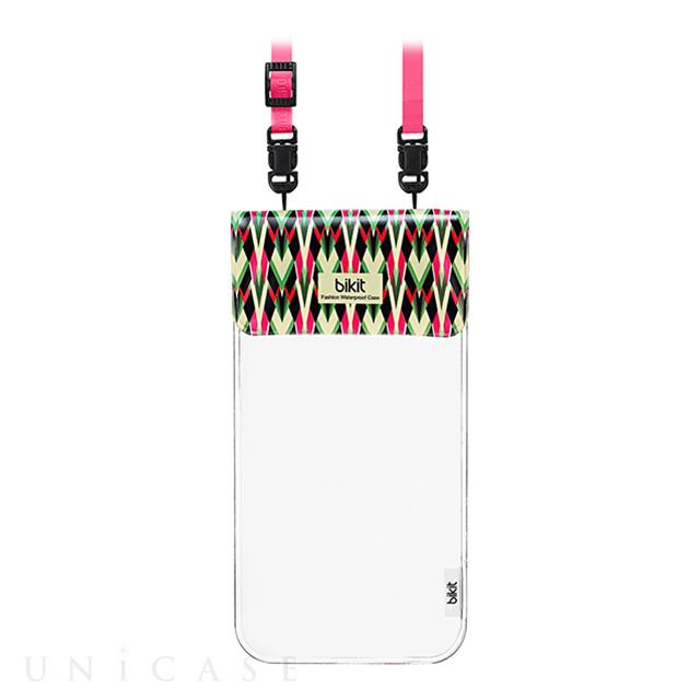【スマホポーチ】bikit2 スマートフォン用ファッション防水ポーチ (ドラゴンフルーツ)