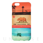 【iPhone6s/6 ケース】ONE CALIFORNIA DAY iPhone case (PHOTO)