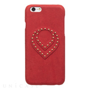 【iPhone6s/6 ケース】Classic Back Cover (Red)