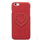 【iPhone6s Plus/6 Plus ケース】Classic Back Cover (Red)
