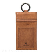 【iPhone6s/6 ケース】Ring Case (Brown)