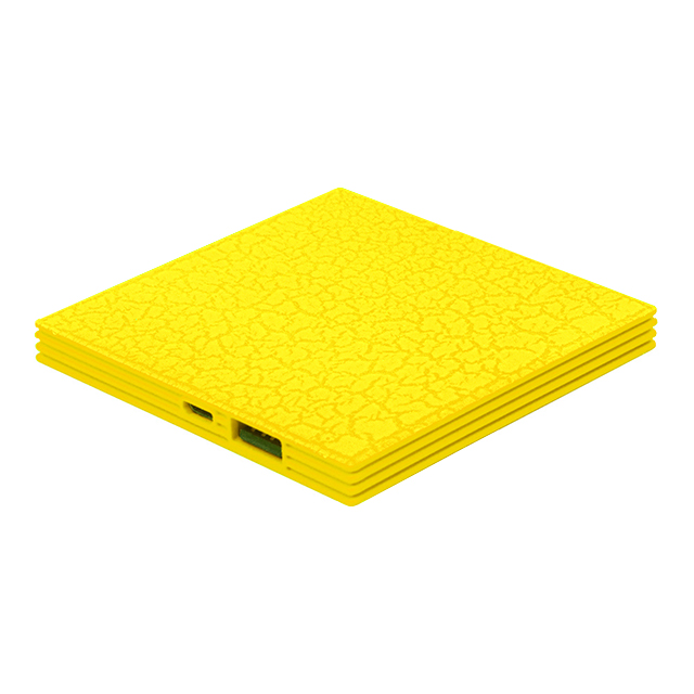 FLUO PARTY Powerbank (Yellow)