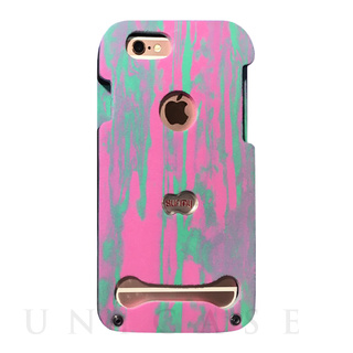 【iPhone6s/6 ケース】surmy iPhone6/6s case (Pink&Green)