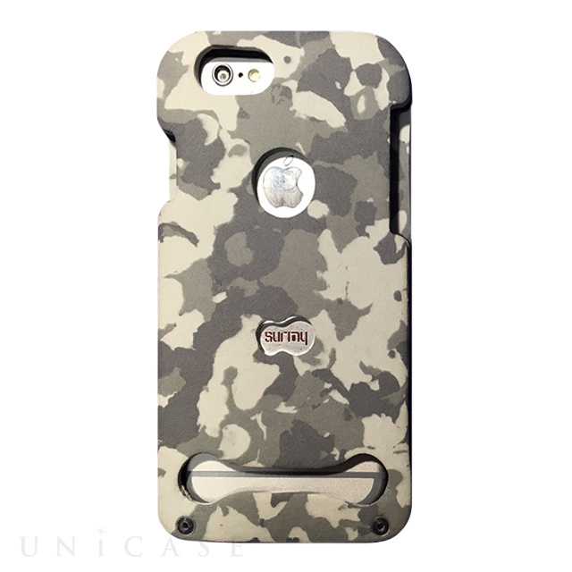 【iPhone7/6s/6 ケース】surmy iPhone case (GRAY Military)