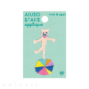 APPLIQUE STARS (STONE CAT CO)