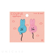 APPLIQUE COUPLE (UB-balloon)