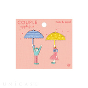 APPLIQUE COUPLE (umbrella)