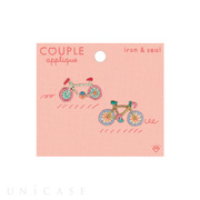 APPLIQUE COUPLE (cycling)