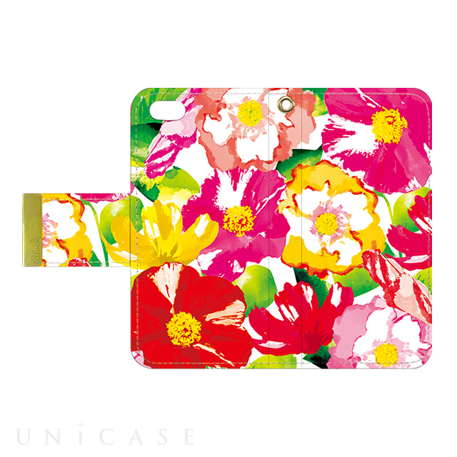 【iPhone6s/6 ケース】Bloem01 (Pink)