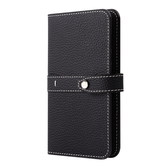 【マルチ スマホケース】Universal Folio Madison collection 5inch (Black)サブ画像