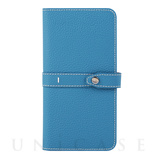 【マルチ スマホケース】Universal Folio Madison collection 5.7inch (Sky Blue)