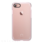 【iPhone8/7 ケース】Level Case (Pink/Clear)