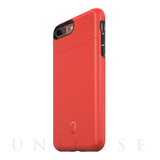 【iPhone8 Plus ケース】Level Case Card Edition (Red)