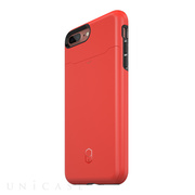 【iPhone8 Plus/7 Plus ケース】Level Case Card Edition (Red)